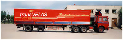 Our first truck in 1994